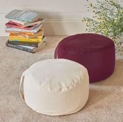 Hi Zafu Meditation Cushion