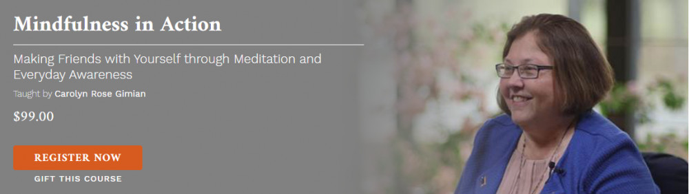 Mindfulness in Action - Online Course
