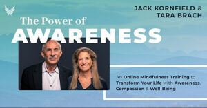 The Power of Awareness Jack Kornfield & Tara Brach Online Mindfulness Training
