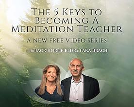 5 keys to becoming a meditation teacher