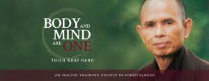 Body and Mind are One Online Mindfulness Course
