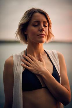 A few breaths is all it takes to meditate