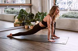 Stream Yoga and do yoga at home