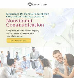 Non-violent communication free teaching series