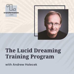 The Lucid Dreaming Training Program